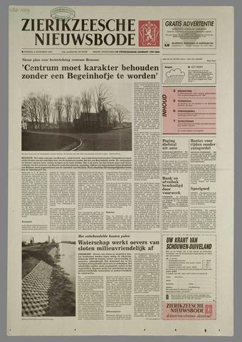 Zierikzeesche Nieuwsbode 1993-11-09