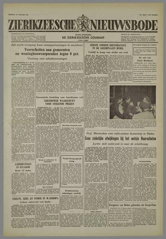 Zierikzeesche Nieuwsbode 1958-01-21