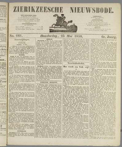 Zierikzeesche Nieuwsbode 1850-05-23