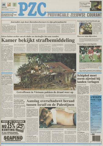 Provinciale Zeeuwse Courant 1999-11-08
