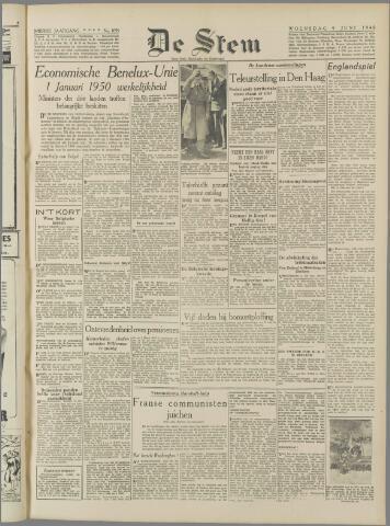 de Stem 1948-06-09