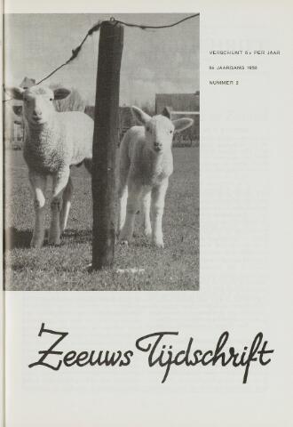 Zeeuws Tijdschrift 1958-03-01
