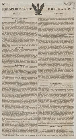 Middelburgsche Courant 1834-07-08