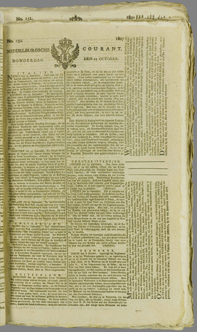 Middelburgsche Courant 1807-10-15