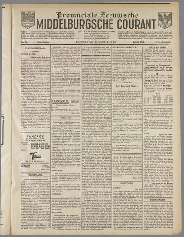 Middelburgsche Courant 1932-04-23