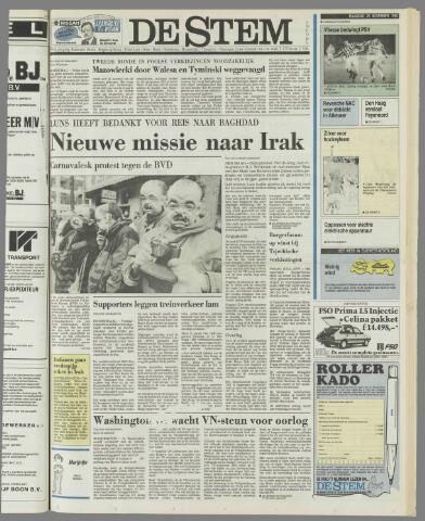 de Stem 1990-11-26