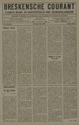 Breskensche Courant 1923-06-02