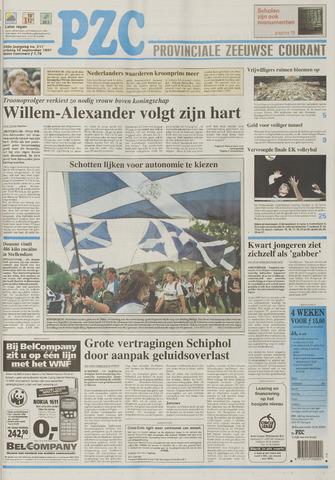 Provinciale Zeeuwse Courant 1997-09-12