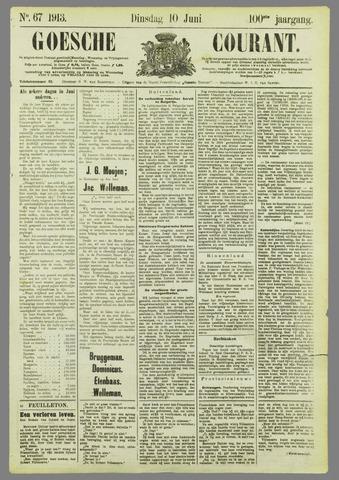 Goessche Courant 1913-06-10