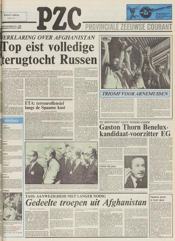 Provinciale Zeeuwse Courant 1980-06-23