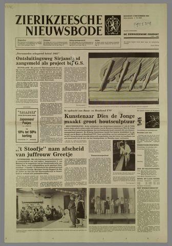Zierikzeesche Nieuwsbode 1984-12-04