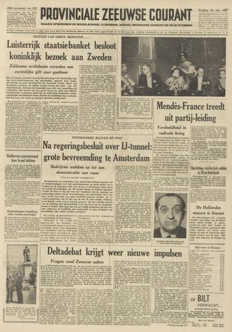 Provinciale Zeeuwse Courant 1957-05-24
