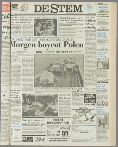 de Stem 1982-11-09