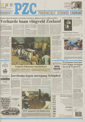 Provinciale Zeeuwse Courant 1997-09-26