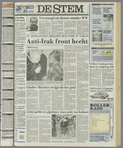de Stem 1990-11-12