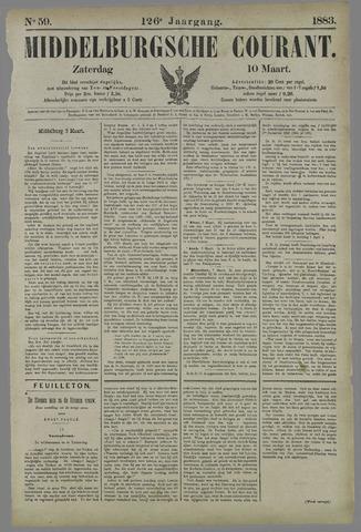 Middelburgsche Courant 1883-03-10