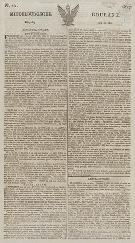 Middelburgsche Courant 1827-05-22