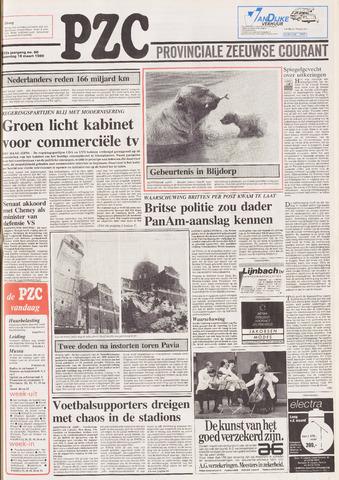 Provinciale Zeeuwse Courant 1989-03-18