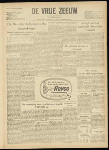 de Vrije Zeeuw 1956-01-20
