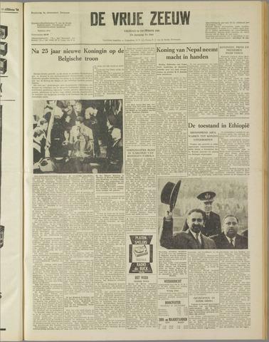de Vrije Zeeuw 1960-12-16