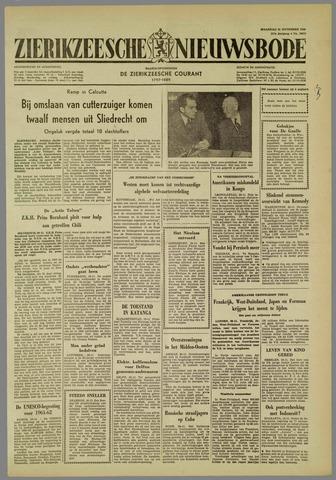 Zierikzeesche Nieuwsbode 1960-11-21