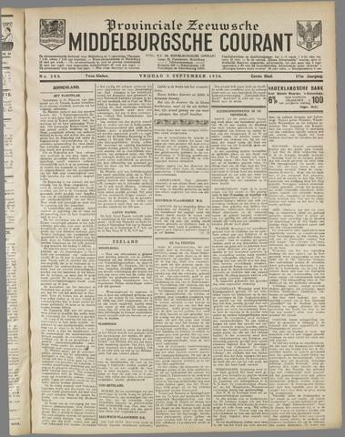 Middelburgsche Courant 1930-09-05