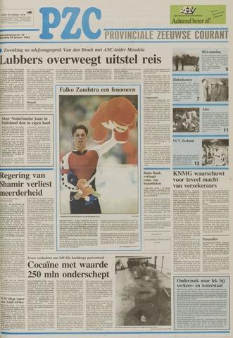 Provinciale Zeeuwse Courant 1992-01-20