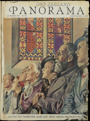 Ons Zeeland / Zeeuwsche editie 1939-12-28