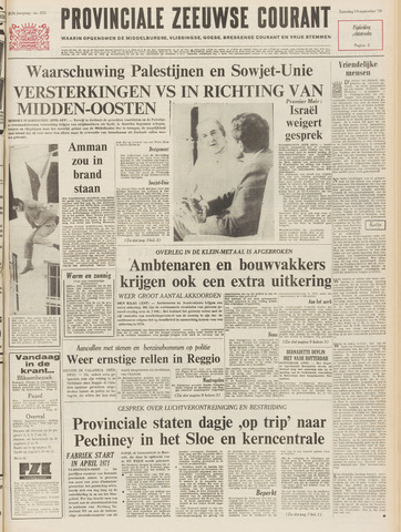 Provinciale Zeeuwse Courant 1970-09-19