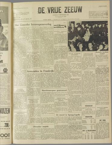 de Vrije Zeeuw 1961-09-05