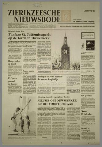 Zierikzeesche Nieuwsbode 1981-06-02