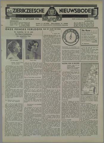 Zierikzeesche Nieuwsbode 1936-09-10
