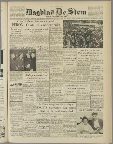 de Stem 1955-06-18