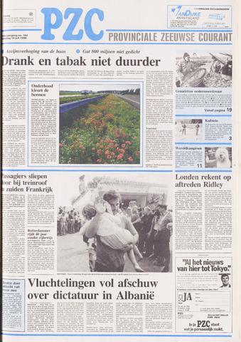 Provinciale Zeeuwse Courant 1990-07-14