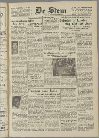 de Stem 1946-02-12