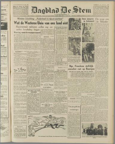 de Stem 1949-04-30