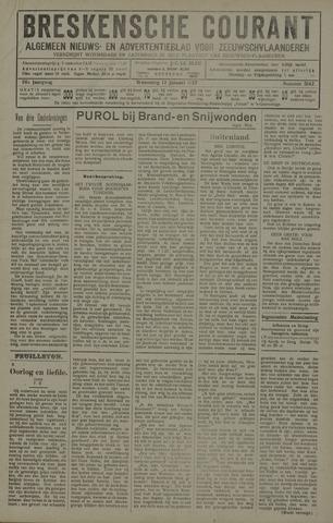 Breskensche Courant 1927-01-12