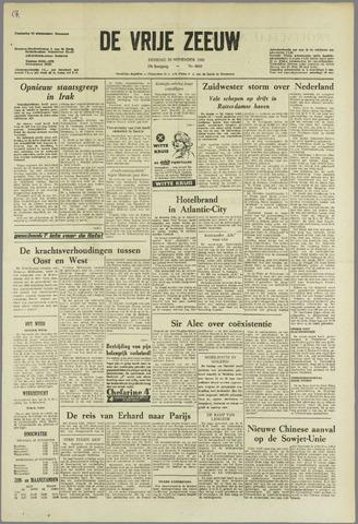 de Vrije Zeeuw 1963-11-19