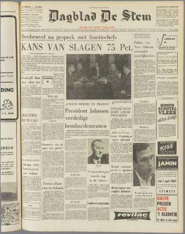 de Stem 1967-03-16