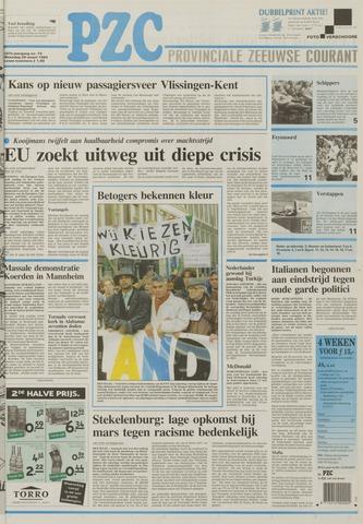 Provinciale Zeeuwse Courant 1994-03-28