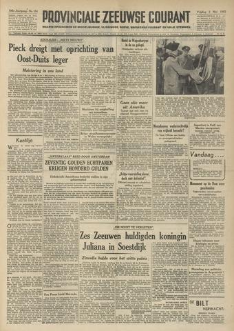 Provinciale Zeeuwse Courant 1952-05-02