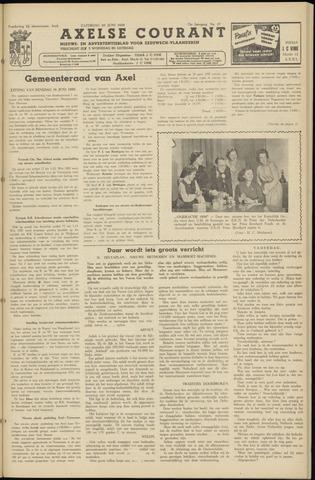 Axelsche Courant 1959-06-20