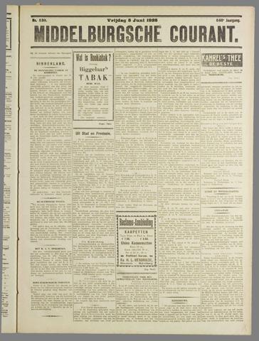 Middelburgsche Courant 1925-06-05