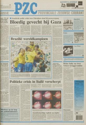 Provinciale Zeeuwse Courant 1994-07-18
