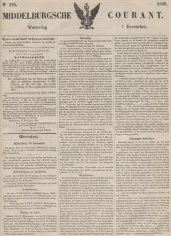 Middelburgsche Courant 1869-12-01