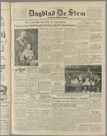 de Stem 1953-04-10