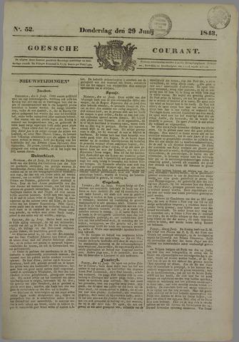 Goessche Courant 1843-06-29