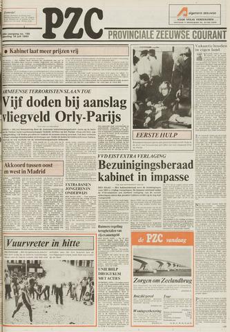 Provinciale Zeeuwse Courant 1983-07-16