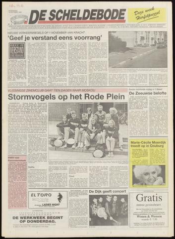 Scheldebode 1991-10-16