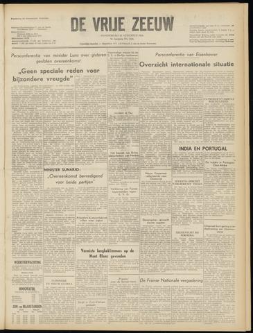de Vrije Zeeuw 1954-08-12
